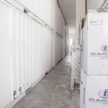 container magazzino studios zumstein roma